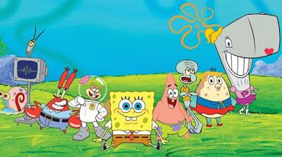 Daftar Karakter Spongebob Squarepants