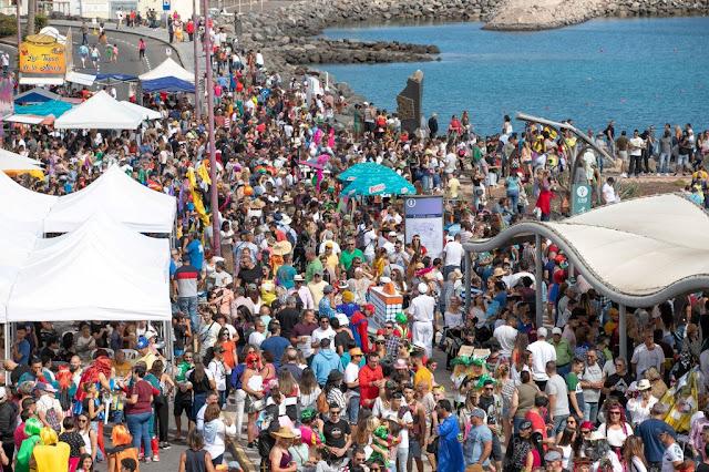 RECURSO%2BCARNAVAL%2BDE%2BDIA%2B2019 - Fuerteventura.- Plazo para solicitar instalación de ventorrillos en el Carnaval de Día  2020 de Puerto del Rosario.