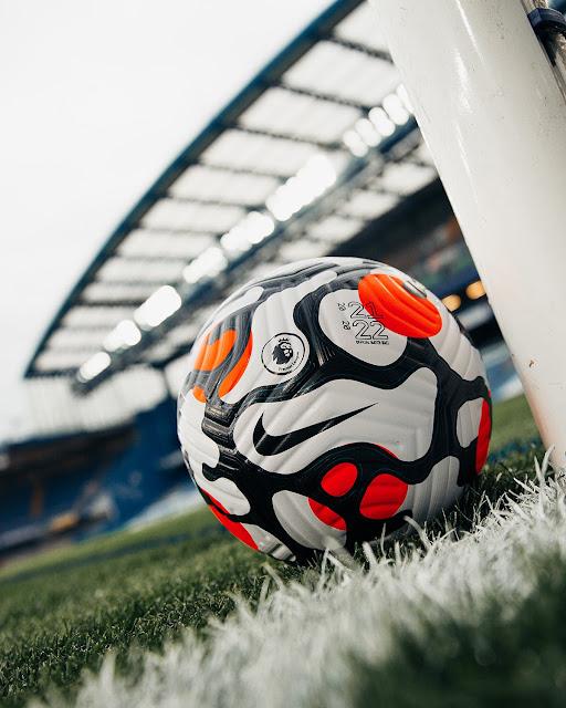 كرة الدوري الانجليزي الموحدة للموسم الجديد 2021/2022