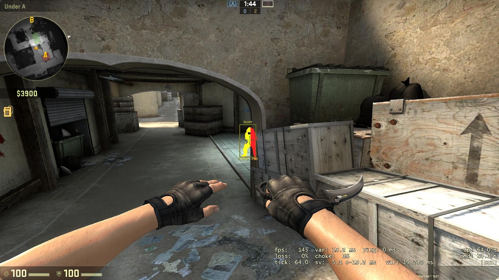 csgo hack for linux