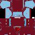 West Ham United 2019/2020 Kit - Dream League Soccer Kits