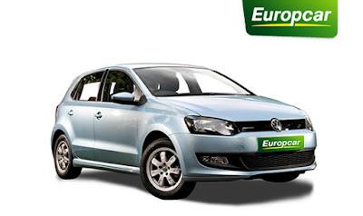 Location Volkswagen Polo à Europcar