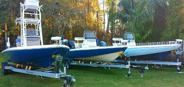 Addictive Fishing Skeeter Boats Fleet