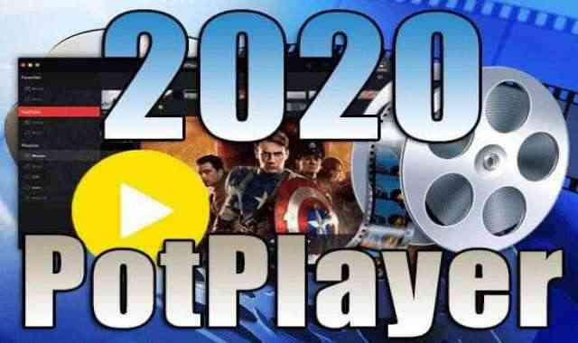 تحميل برنامج PotPlayer Portable نسخة محمولة للنواتين اخر اصدار