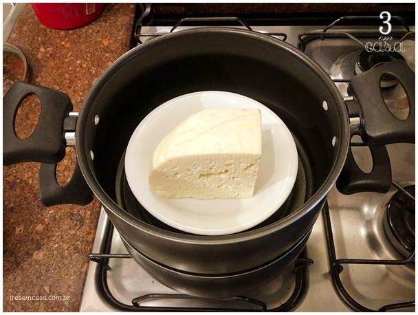 como improvisar defumador de alimentos