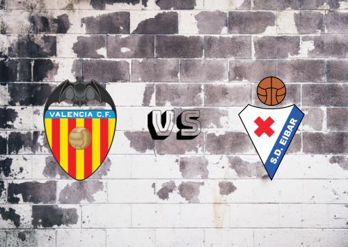 Valencia vs Eibar  Resumen