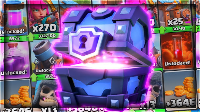 Cara Mendapat Super Magical Chest