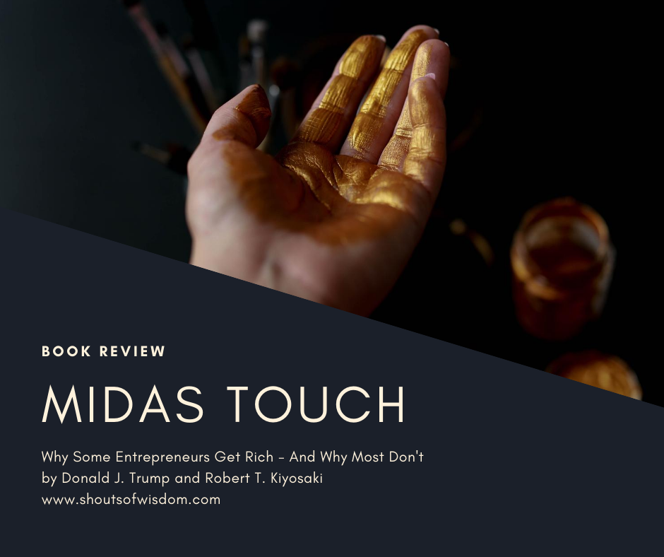 Midas Touch by Donald Trump and Robert Kiyosaki | Book Review
