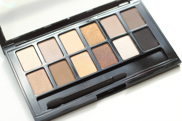 Maybelline The Nude palette