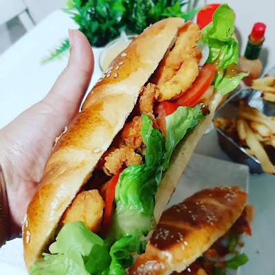 صنع ساندويشات سهلة و سريعة