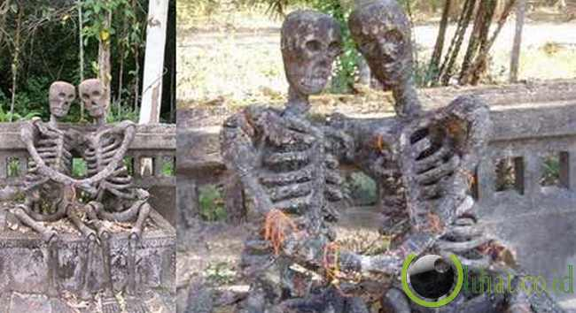 Skeletons in Love di Thailand