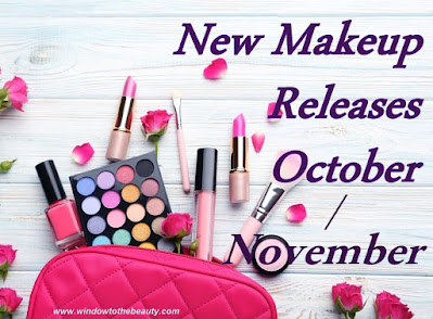 new makeup launches november 2020