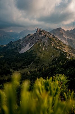 Schillerkopf und Mondspitze | Panoramawanderung am Bürserberg | Wandern Brandnertal | Wanderung Vorarlberg 10