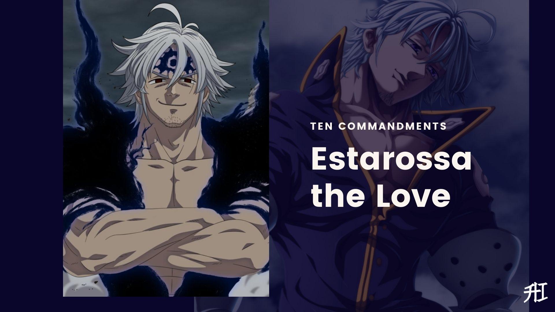 The Ten Commandments - Ranked! Nanatsu No Taizai