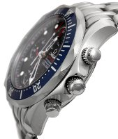 Omega 2225.80 Seamaster Chronograph Dial Watch