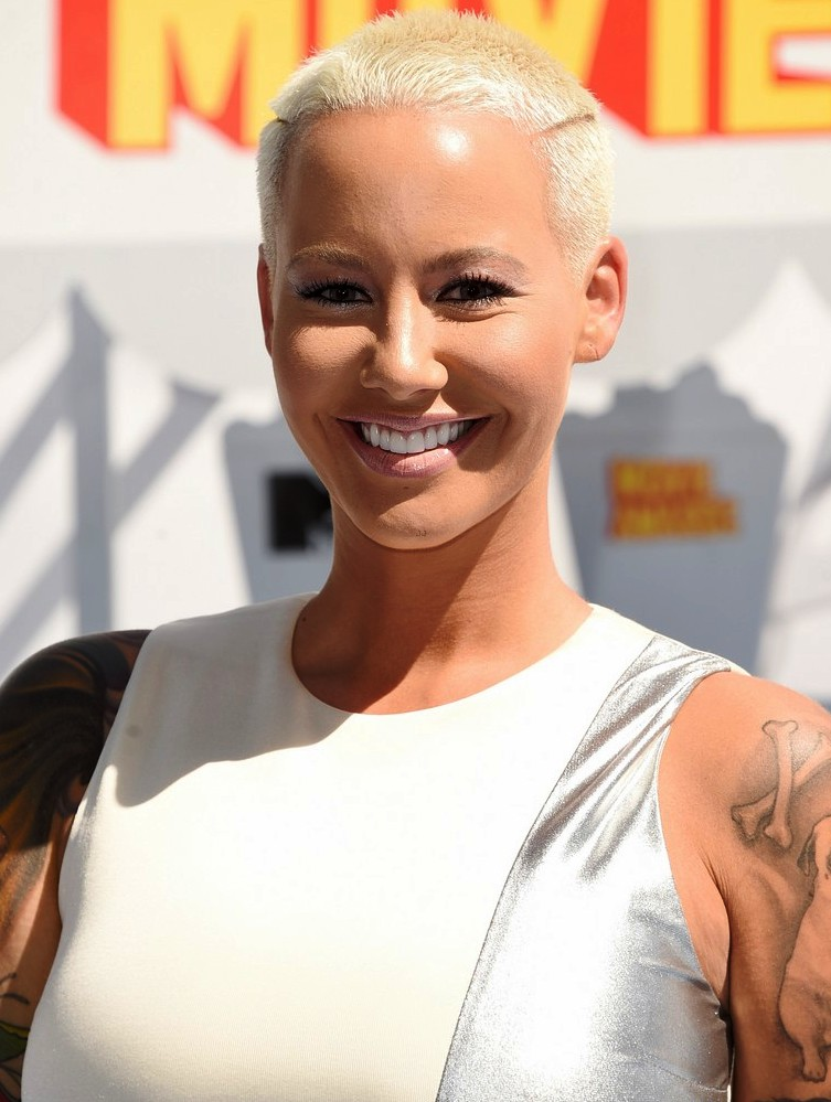 What Is Amber Rose Ethnicity >> The Latest Celebrity Picture: Amber Rose