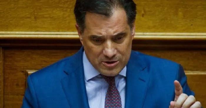 Γεωργιάδης: «Δεν έχουμε καμία ηθική υποχρέωση να μοιράζουμε λεφτά σε όσους δεν εμβολιαστούν»!