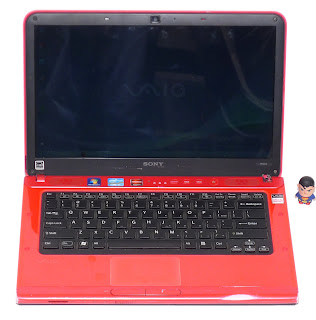 Laptop Gaming Sony VPCCA35FG Core i5 Bekas
