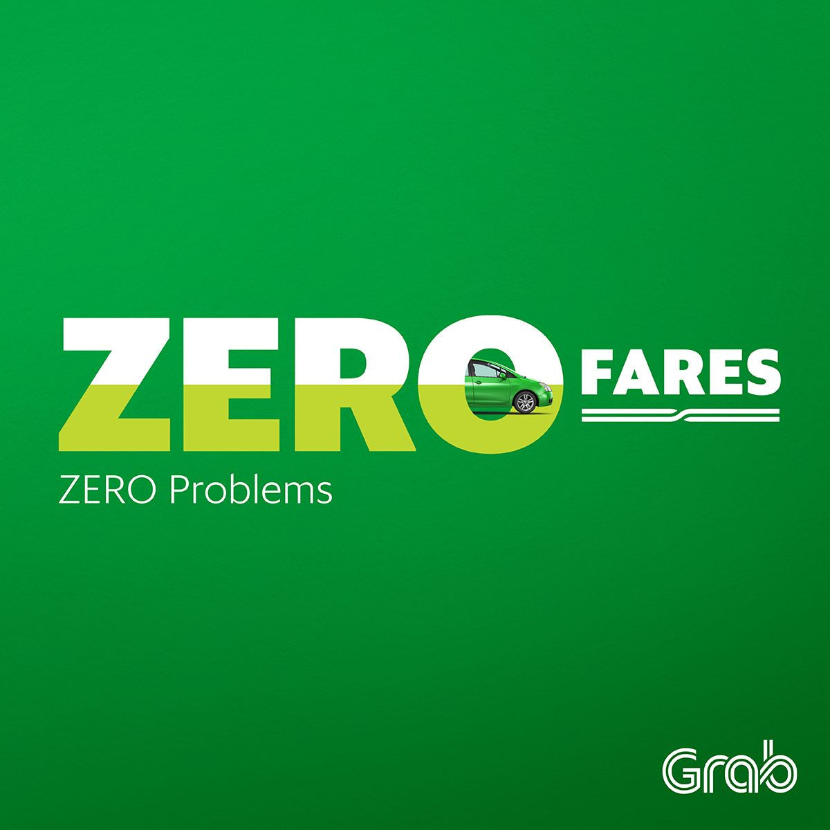 Grab Promo Code for FREE GrabCar/GrabTaxi Rides Under RM7 (Limited