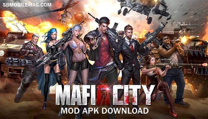 Mafia City Mod APK, Mafia City Mod APK Download