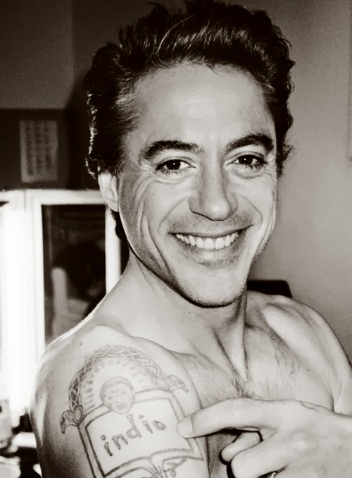Rdj Tattoo : tattoo, Robert, Downey, Tattoos, Meaning|, Designs, Ideas