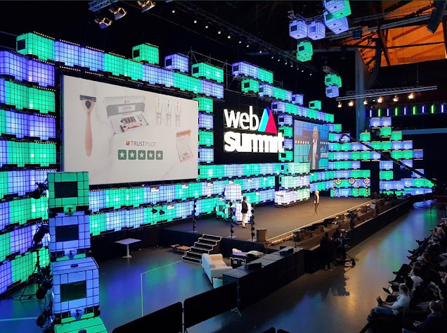 Web Summit PowerPoint Presentation