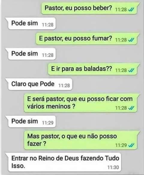 whatsapp gospel mensagens