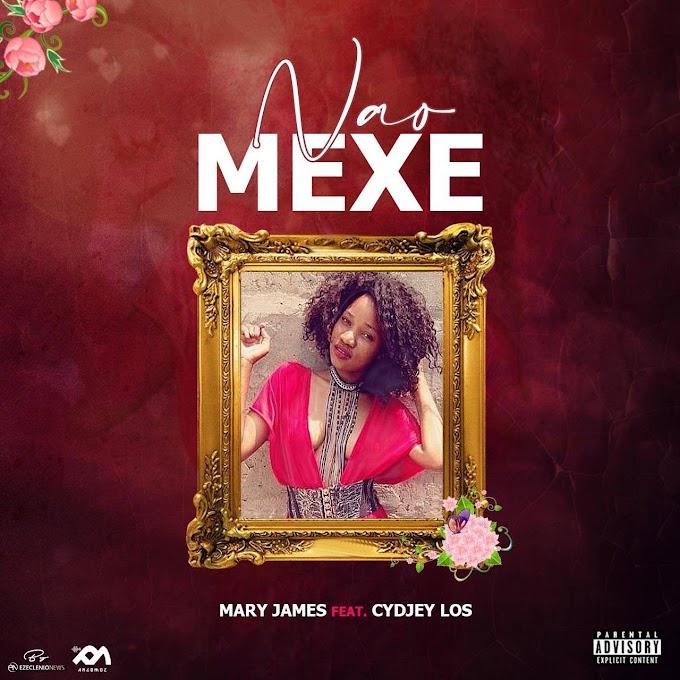 Mary James Feat Cydjey Los - Não Mexe (Trap Soul)