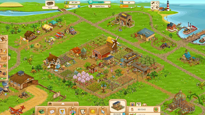 لعبة Goodgame Big Farm
