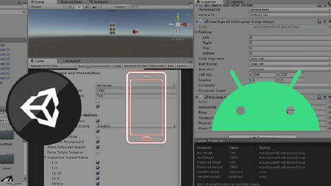 Design ,Develop and Build a 2D Game in Unity in One Hour [Free Online Course] - TechCracked