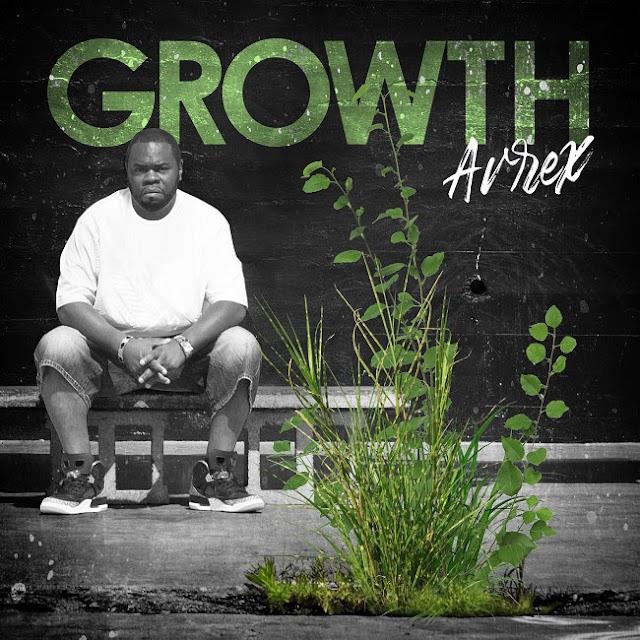 "Stream & Purchase ""Growth"" album by AVREX feat. TERMANOLOGY, NOTTZ, BIG SHUG"