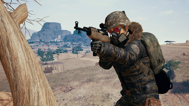 PUBG Mobile Sniper Weapon List