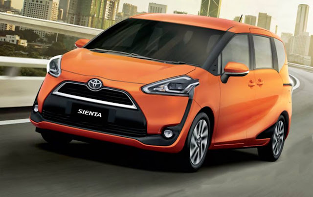 2019 Toyota Sienta Specs, Release Date and Price