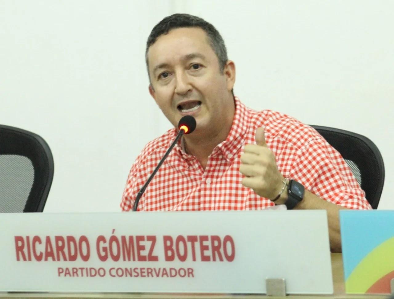 Este es el primer caso confirmado de coronavirus entre los concejales de la ciudad de Villavicencio