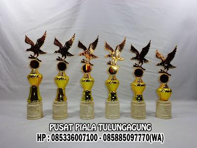 Paket Piala Juara 1 2 3 | Piala Marmer Tulungagung