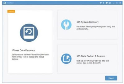 FonePaw iPhone Data Recovery 7.3.0+Patch With key Free Download