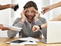 Inilah Cara Paling Jitu Untuk Menangkal Rasa Stress