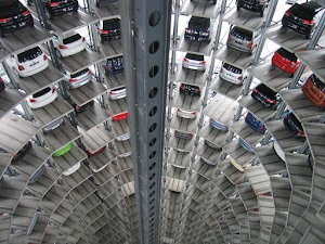 Design Problem: Parking Lot