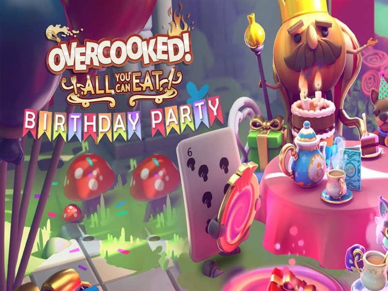 Download Overcooked All You Can Eat Birthday Party Game PC Free
