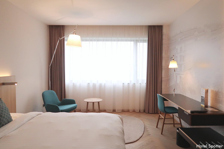 Courtyard by Marriott Brno - recenzja hotelu - pokoj