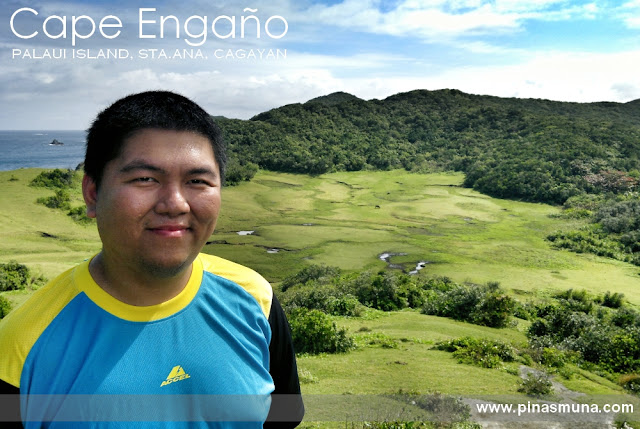 With the Cape Engaño Landscape as Background