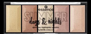 essence Trend Edition SUMMER days & nights gimme, gimme summer highlight palette