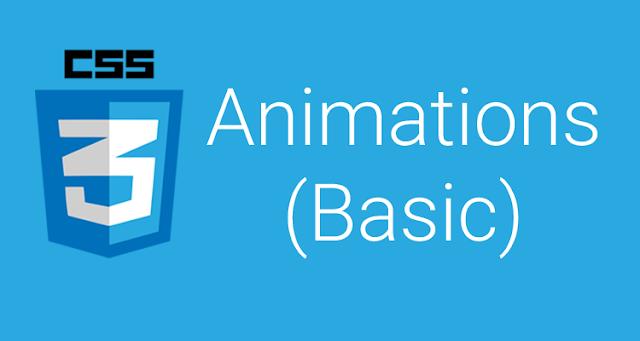 Làm chủ hiệu ứng Animation trong CSS3 áp dụng cho Website