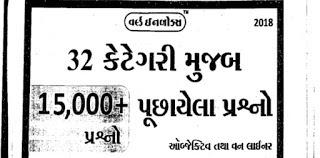 15000 Gujarati General Knowledge Questions Pdf Book Download