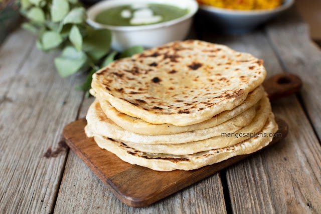 Delicious Aloo Paratha