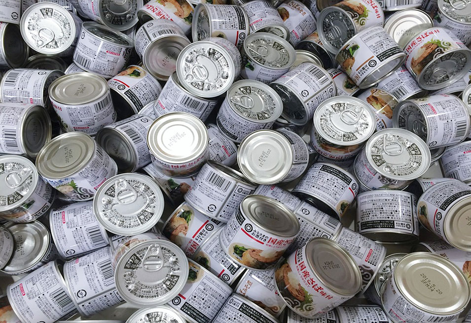 What are the Dangers of Eating Canned Food?