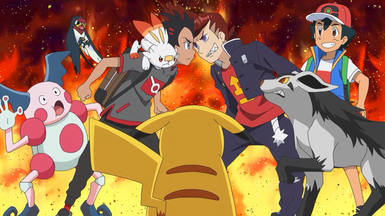 Pokémon Journeys: The Series Episode 7