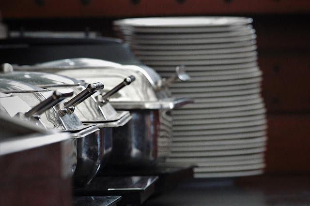 catering buffet di Puncak