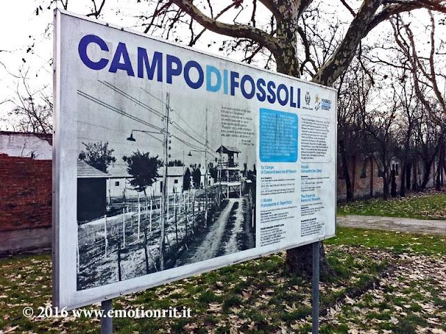 Ex Campo di Concentramento di Fossoli