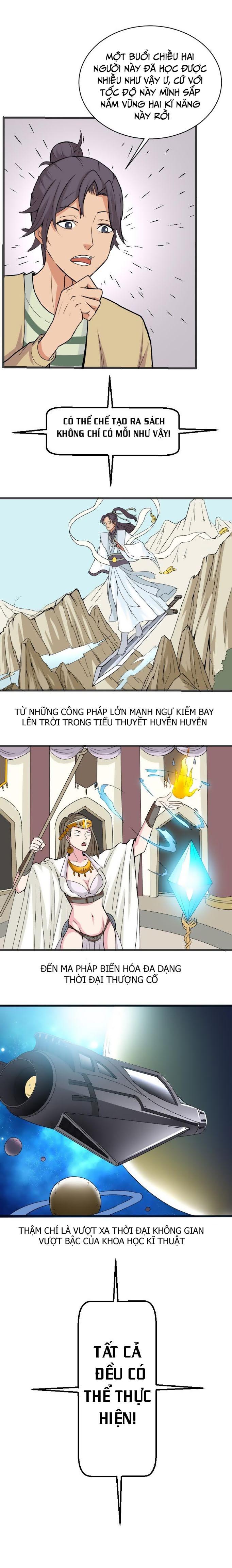 Ngưu Thư Cung Ứng Thương Chapter 6 video - Hamtruyen.vn